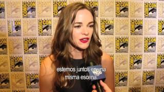 Warner Channel en la Comic-Con 2015 (Flash)