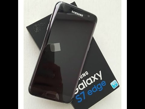 samsung galaxy s7 edge duos unboxing 2016 youtube. Black Bedroom Furniture Sets. Home Design Ideas
