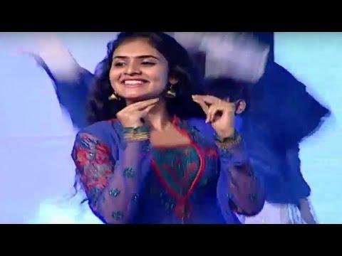 Sumanth Ashwin & Tejaswi Madivada Live Dance Performance - Kerintha Audio Launch