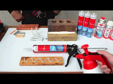 Wurth KD Bond and Seal Demonstration - YouTube 9faa7ee531