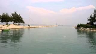 Dermaga Pulau Tidung, Kepulauan Seribu