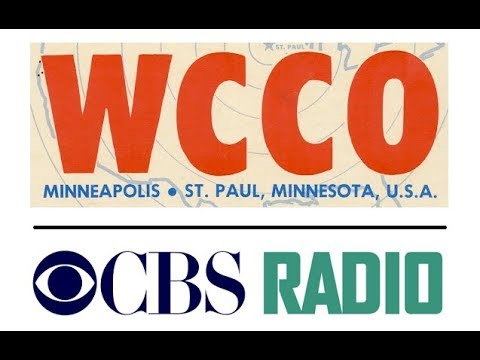 JFK'S ASSASSINATION (11/22/63) (WCCO-RADIO; MINNEAPOLIS, MINNESOTA) (PART 1)