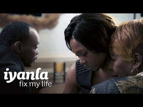 A Lotto Winner With A Prison-Bound Fiancé Finally Speaks Her Pain   Iyanla: Fix My Life   OWN