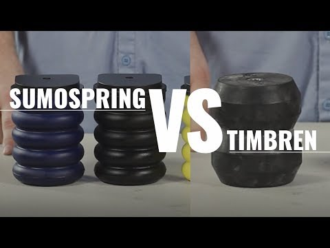 SumoSprings vs. Timbren