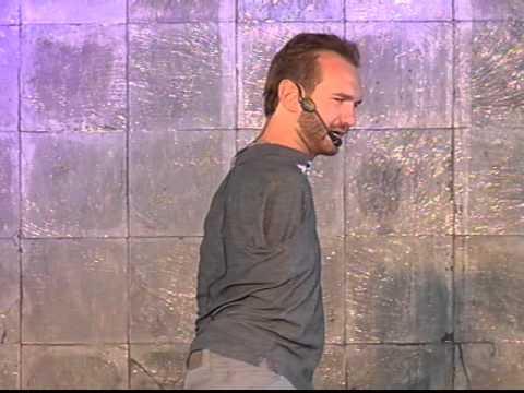 Nick Vujicic en Duran - conferencia para Lideres y Pastores