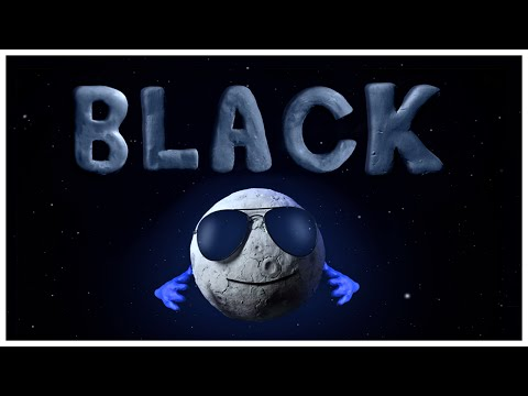 """""""When It's Black,"""" Songs About Colors by StoryBots"""