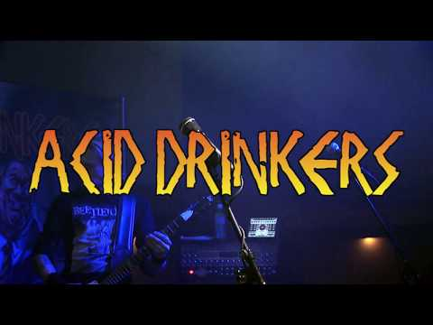 "ACID DRINKERS ""Human Bazooka"" Headbanger's Delight Tour Dzierżoniów 24.10.2015 DOK."