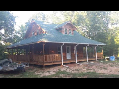 My Cabin Timelapse Video