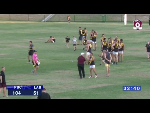 QAFL  Grand Final Palm Beach Currumbin V Labrador