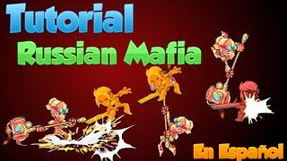 Brawlhalla   Tutorial como hacer el Russian Mafia   En Español