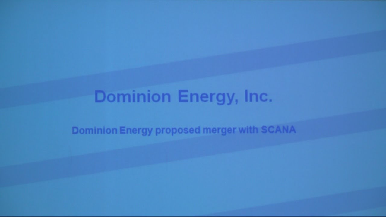 Dominion Energy proposing to merge with SCANA, refund customers for ...