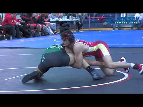 Bergen Catholic 63 Camden Catholic 12 | 7 pins, 7 straight state titles