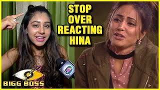 Niti Taylor Feels Hina Khan Is OVER REACTING In The Bigg Boss 11 House   EXCLUSIVE Interview