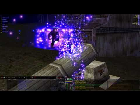 Repeat EverQuest p99 red - Necro vs  Ice Giants by droid34