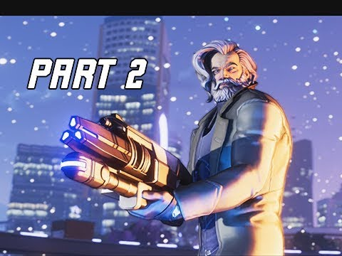 AGENTS OF MAYHEM Walkthrough Part 2 - HAMMERSMITH (Let's Play Gameplay Commentary)