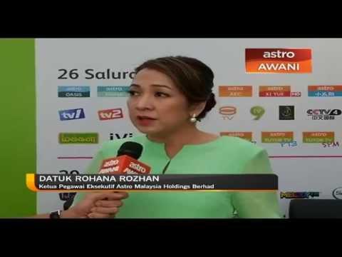 Astro Njoi catat kejayaan satu juta pelanggan