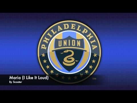 Philadelphia Union Goal Song