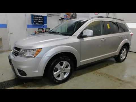 Used 2012 Dodge Journey Bowling Green OH Perrysburg, OH #19166A - SOLD