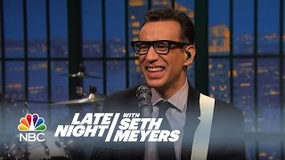Fred Talks: W.C. Fields Seance - Late Night with Seth Meyers