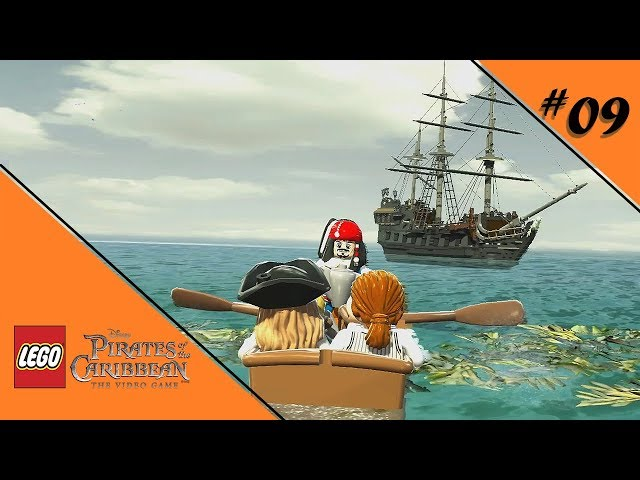 ISLA CRUSES ☠ Let's Play LEGO Pirates of the Caribbean #09
