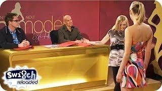Germany's Next Topmodel – Heidi Klum's Slip