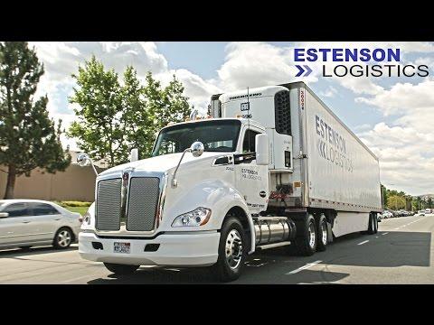 Estenson Logistics Promo