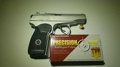 Precision One XTP 90 gr .380 ACP Gel Test