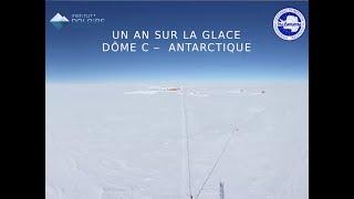SP2020Aut - #4.1. Coline Bouchayer-Un an sur la glace en Antarctique