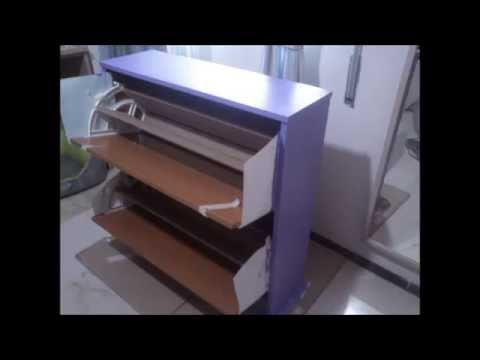 Diy tunear mueble youtube for Tunear muebles