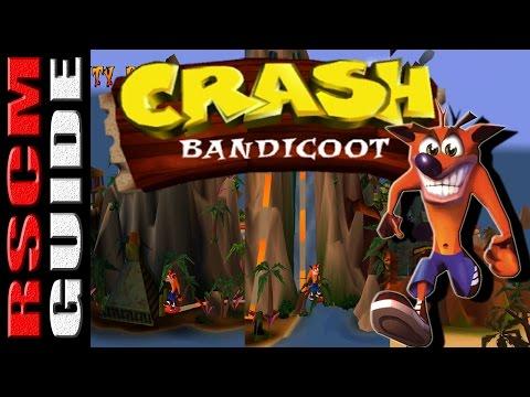 Crash Bandicoot 1 - Guía (Gemas, Llaves y Final Secreto)
