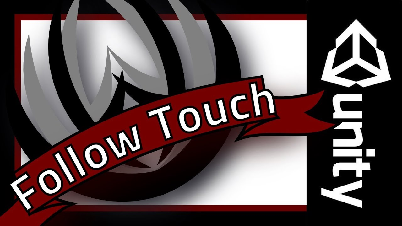 Unity Touch Follow Tutorial