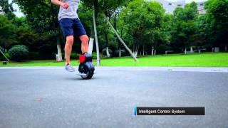 Видео обзоры AIRWHEEL Q1 Black