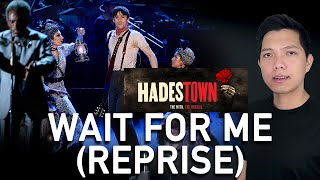 Wait For Me (Reprise) (Hermes/Hades/Orpheus Part Only - Karaoke) - Hadestown