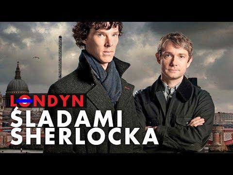 SHERLOCK: zwiedzamy Londyn śladami serialu BBC | ŚLADAMI SERIALI #1