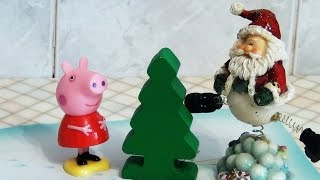 Пеппа и Дед Мороз.  Часть 4 Мультфильм на русском