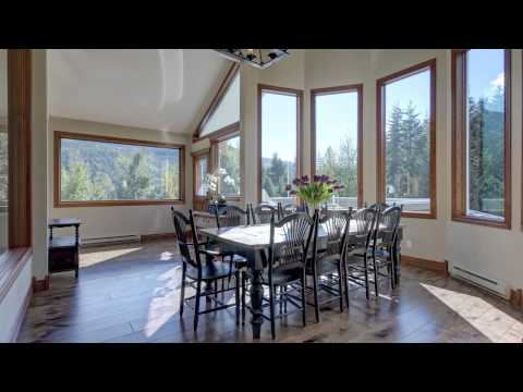6100 Eagle Drive, Whistler, BC - Listed by Elizabeth Chaplin