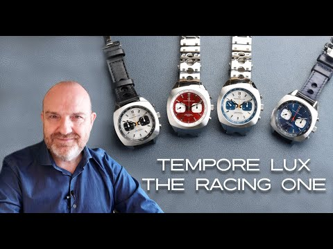 Tempore Lux - The Racing One