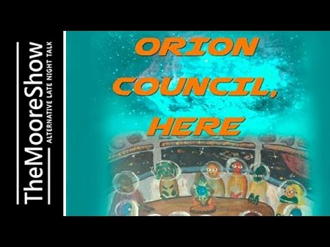 Multi-Dimensional Channel for The Orion Council  - Krista Raisa
