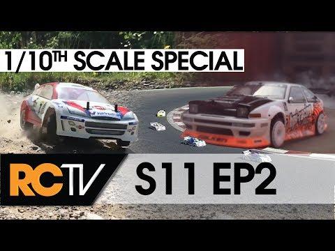RC Racing TV S 11 E02 - EFRA ISTC Mod Euros 2016