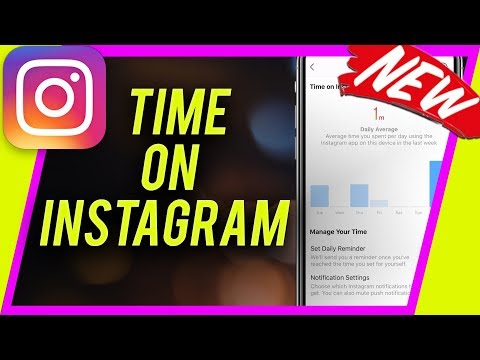 How to See Time Spent on Instagram - Instagram Activity Feature