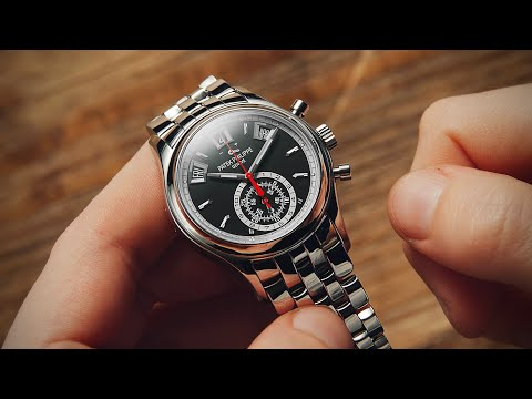 The Patek Philippe 5960 Is The Ultimate Sports Watch | Watchfinder & Co.
