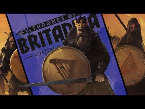 Brennende Städte ★ Total War Saga: Thrones Of Britannia ★ #02 ★ PC Gameplay Deutsch German