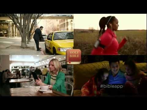 The Bible App - TV Ad - Read, Listen,...