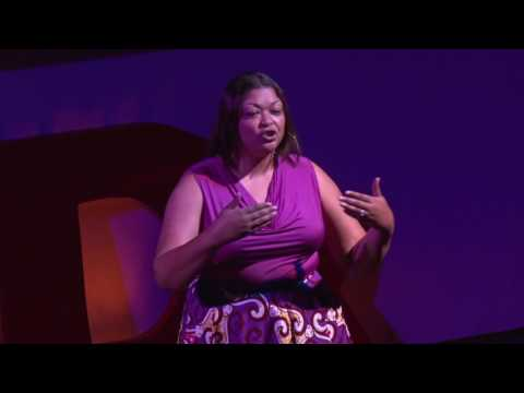 The Mountaintop Ain't Flat | Regina Bradley | TEDxSavannah