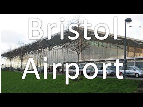 Departing Bristol Airport