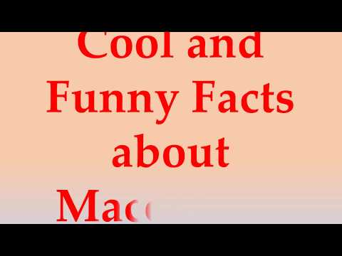 Cool and Funny Facts about Macedonia