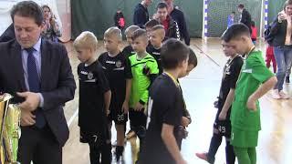 Награждение призеров Кубка Украины по футзалу, U-10