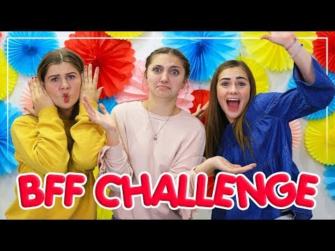 Best Friend Vs. Best Friend Game + BIRTHDAY SURPRISE! | Bella and Lilly