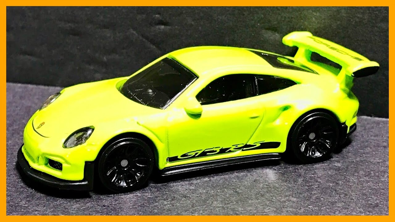 porsche 911 gt3 rs track test review hot wheels youtube. Black Bedroom Furniture Sets. Home Design Ideas