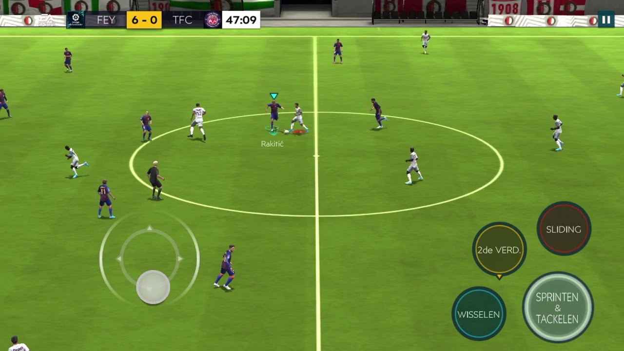 MY BIGGEST VICTORY EVER IN FIFA 😱 (FIFA Mobile 2020) - YouTube